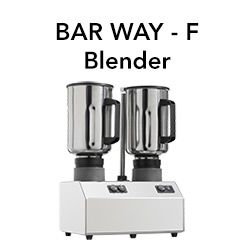 Bar Way Blender
