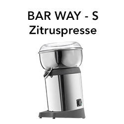 Bar Way Zitruspressen