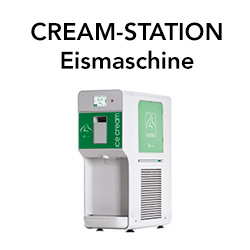 Eismaschine Cream-Station