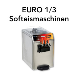 Euro 1/ 3 Softeismaschine