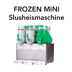 Slusheismaschine Frozen Mini