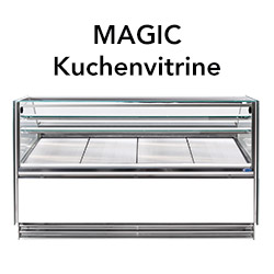 Kuchenvitrine MAGIC
