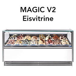 Eisvitrine MAGIC V2