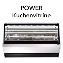 Kuchenvitrine POWER
