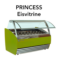 Eisvitrine PRINCESS
